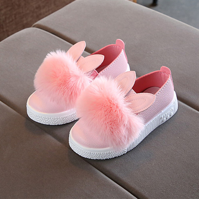 Fur Design Footwear img